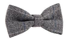 Hombre Marc Darcy Elegante / Formal Tweed a Cuadros Pajarita Scott - Gris
