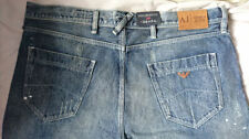 Cotton Stonewashed Big & Tall ARMANI Jeans for Men