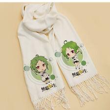 Anime Mushoku Tensei Winter Warm Cute Neckerchief Warm Scarf Scarves Gift #05