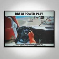 DAS M POWER-PLAY BMW ITALVONATI 16X24 POSTER