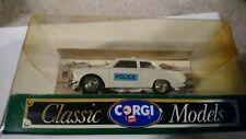 CORGI CLASSIC MODLES FORD CORTINA SALOON POLICE CAR
