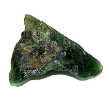 Awesome 111.00Ct. Rough Shaped 100% Real & Pure Natural Green Serpentine CH 6578