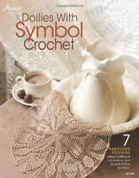 Doilies with Symbol Crochet (Annies) by Annie's, NEW Book, (Paperback) FREE & Fa
