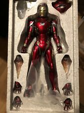 IRON MAN Mk 46 Mark XLVI - Captain America Civil War - Hot Toys. Never Displayed