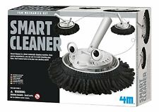 SMART CLEANER - BUILD YOUR OWN AUTOMATIC CLEANING MACHINE KIDS SCIENCE KIT 4M