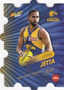 AFL 2020 Select West Coast Eagles  - Lewis Jetta Jigsaw Card No.JS150