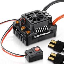 Hobbywing EZRun Max8-V3 ESC & Program card, Traxxas HC plug          HWI30103201