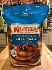 Krusteaz Buttermilk Pancake Mix - 10 lbs Bag - Just Add Water