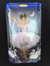 Barbie Swan Lake Ballerina Swan Queen 2002 Barbie Doll NRFB Classic Ballet Serie
