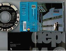 DEPECHE MODE Some Great Reward JAPAN CD w/OBI+12-p BOOKLET ALCB-63 ALFA Free S&H