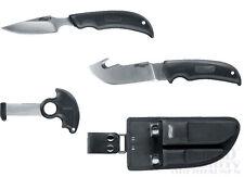 Walther Hunting Knife Set, Set utensili per cacciatori Coltello da caccia, eviscerazione Set