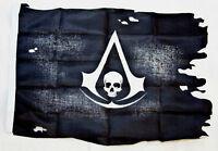 assassins creed mini flag