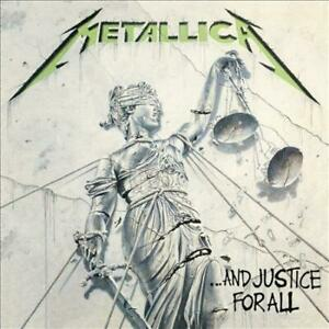 …AND JUSTICE FOR ALL NEW VINYL RECORD