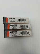 Lot Of 3 Radnor 3-1-101 Victor Style