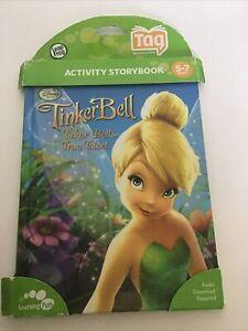 LeapFrog TAG & LeapReader~Disney's TinkerBell ~ Fairies ~Read Details~NEW