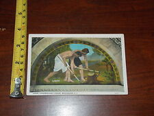 Postcard Rare Old Vintage Old Labor Library Of Congress Washington Dc #4
