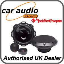 "Rockford Fosgate P152-S, 5.25"" 5"" 13cm Car Audio Component 2-Way Speakers Set"