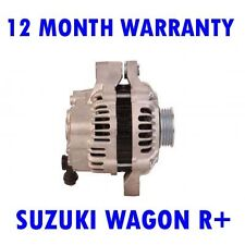 SUZUKI WAGON R+ 1.2 1.3 MPV 1998 1999 2000 2001 2002 - 2015 ALTERNATOR