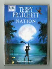 Nation - by Terry Pratchett - MP3CD - Unabridged Audiobook