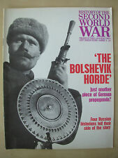 HISTORY OF THE SECOND WORLD WAR VOL 4 No 8 THE BOLSHEVIK HORDE
