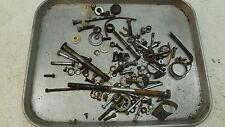 1975 Yamaha 125 Twin 125cc Y306 misc bike bolts