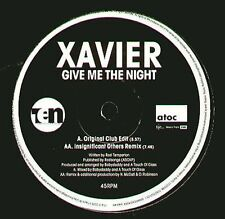 XAVIER - Give Me Le Night (Original, Insignifiant Others Rmx) - TEN2TDJX 001