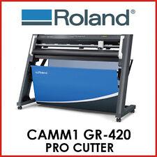 ROLAND CAMM1 GR SERIES CUTTER - GR420 - PROTECH CNC