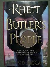 Rhett Butler's People by Donald McCaig (2007, Hardcover, 1st Edition)