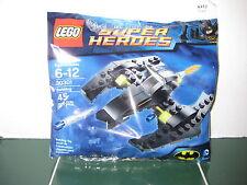 Lego DC Comics Super Heroes BatMan  #30301 Batwing 45 Pieces PolyBag