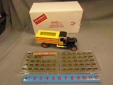 1927 Ford TT Coca-Cola delivery truck w mini cases of coke Danbury Mint 1/24