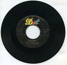 PAT BOONE Candy Sweet / Delia Gone US 1960 DOT 16122 45rpm