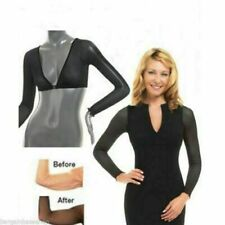 Amazing Arms From Flab To Fab Lightweight Armwear Wrap- 2PCS Black & Pearl