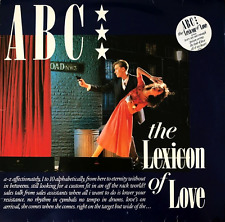 ABC-The Lexicon Of Love (LP) (VG -/G +)