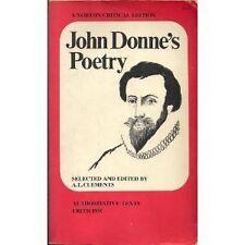John Donnes Poetry (Norton Critical Edition)