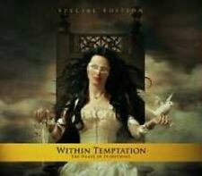 """WITHIN TEMPTATION """"THE HEART OF..."""" CD+DVD SPECIAL EDT"""