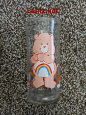 Care Bear Cheer Bear Collectable Pizza Hut Juice Glass