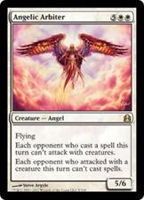 4 Angelic Arbiter ~ Near Mint Commander 4x x4 Playset UltimateMTG Magic White Ca