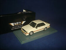 Mitsubishi Lancer Turbo 2000 white 1981 NEO 45255 1:43