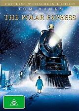 The Polar Express - Animation / Family / Adventure - Tom Hanks - NEW DVD