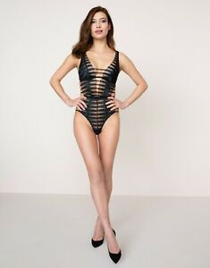 Rayna Body - Agent Provocateur black BNWT - various sizes