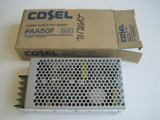 New Cosel Power Supply PAA50F-15 Universal input Voltage, 52.5W 3.5A 15V Output