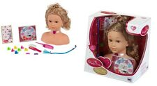 Theo Klein Princess Coralie Schmink und Frisierkopf Kinder Spiel Figuren Puppe