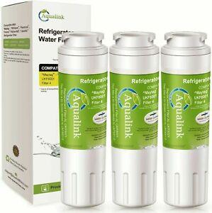 Refrigerator Water Filter Fits 4396395 Maytag UKF8001 EveryDrop EDR4RXD1 3 Pk