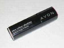 """Avon """" Soft Coral """" Ultra Colour Absolute Lipstick Brand New And Sealed"""