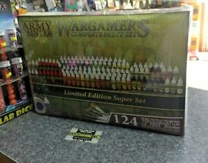 The Army Painter WP8022 Wargamers Complete Paint Set Limited Edit  2580221115748