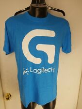 Logitech G T-Shirt Size L Large Pax West 2018 Swag Cotton keep playing