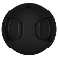 KIWI 37mm Snap-on Center Pinch Front Lens Cap Filter Cover for Sony Canon Nikon