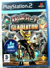 42985 Ratchet Gladiator - Sony PS2 Playstation 2 (2005) SCES 53285