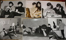PAUL & AND BARRY RYAN ~ 11 ORIGINAL NEWSPAPER PUBLICITY PRESS PHOTOGRAPHS 1960s