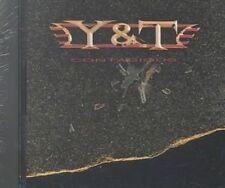 Contagious by Y&T (CD, Oct-1990, Geffen Goldline)